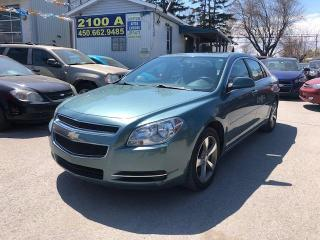 Used 2009 Chevrolet Malibu LT for sale in Laval, QC