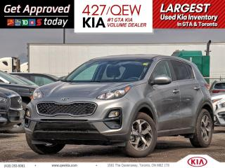 Used 2020 Kia Sportage LX | AWD | HTD Seat | Android Auto | Backup Cam for sale in Etobicoke, ON