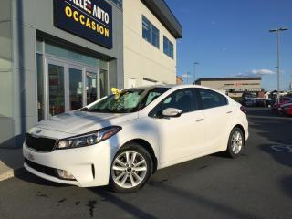 Used 2017 Kia Forte 4dr Sdn Auto EX for sale in St-Georges, QC