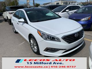 Used 2015 Hyundai Sonata Sport Tech HYBRID SPORT TECHNOLOGY PACKAGE LIMITED for sale in North York, ON