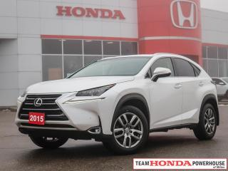 Used 2015 Lexus NX 200t 200T for sale in Milton, ON