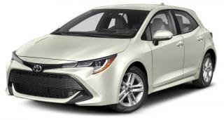 New 2019 Toyota Corolla Hatchback for sale in Stouffville, ON