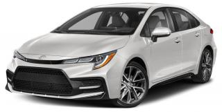 New 2020 Toyota Corolla SE for sale in Stouffville, ON