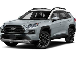 New 2020 Toyota RAV4 TRAIL for sale in Stouffville, ON