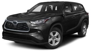 New 2020 Toyota Highlander LE for sale in Stouffville, ON