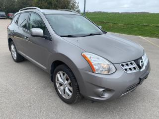 Used 2012 Nissan Rogue S sunroof navigation for sale in Waterloo, ON