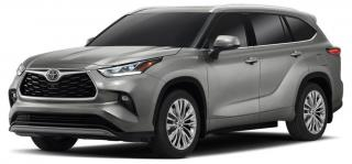 New 2020 Toyota Highlander LIMITED  for sale in Stouffville, ON