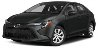 New 2020 Toyota Corolla LE for sale in Stouffville, ON