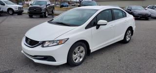 Used 2014 Honda Civic LX for sale in Mount Pearl, NL