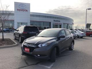 Used 2017 Honda HR-V Automatic - Sunroof - EX Model for sale in Stouffville, ON