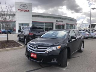 Used 2015 Toyota Venza Certified - All Wheel Drive for sale in Stouffville, ON