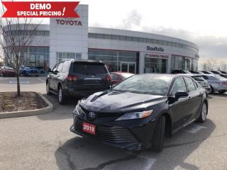 Used 2019 Toyota Camry HYBRID TCI DEMO - XLE - Sunroof -  Navigation for sale in Stouffville, ON