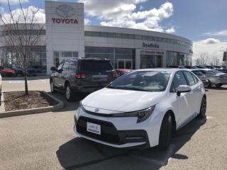 Used 2020 Toyota Corolla SE One Owner - Certified - No Accidents for sale in Stouffville, ON