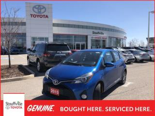 Used 2015 Toyota Yaris ONE OWNER - NO ACCIDENTS - KEYLESS ENTRY for sale in Stouffville, ON
