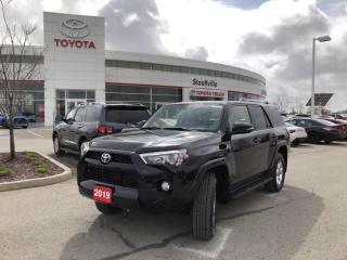 Used 2019 Toyota 4Runner SR5 - LOW KMs - CERTIFIED for sale in Stouffville, ON
