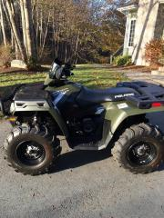 Used 2013 Polaris Sportsman 500 for sale in Hebbville, NS