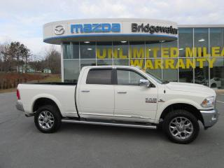 Used 2017 RAM 2500 LONGHORN for sale in Hebbville, NS
