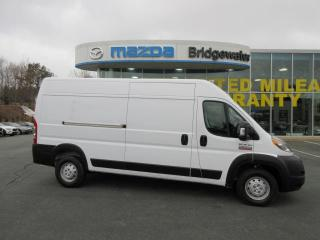 Used 2019 RAM 2500 ProMaster High Roof LWB for sale in Hebbville, NS