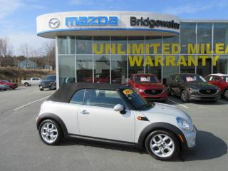 Used 2013 MINI Cooper Convertible Cooper for sale in Hebbville, NS