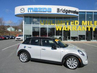 Used 2015 MINI 5 Door Cooper S for sale in Hebbville, NS