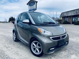 Used 2013 Smart fortwo for sale in Ridgetown, ON
