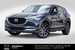 Used 2018 Mazda CX-5 GT AWD TECH PREMIER PAIEMENT EN 3 MOIS Mazda CX-5 GT Tech 2018 for sale in Lachine, QC