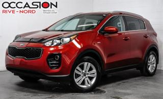 Used 2017 Kia Sportage LX AWD MAGS+SIEGES.CHAUFFANTS+BLUETOOTH for sale in Boisbriand, QC
