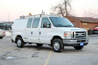 Used 2010 Ford Econoline E-150 for sale in Brampton, ON