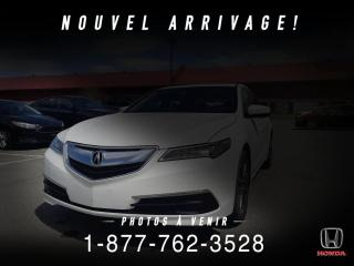 Used 2017 Acura TLX TECH + AWD + V6 + NAVI + WOW! for sale in St-Basile-le-Grand, QC