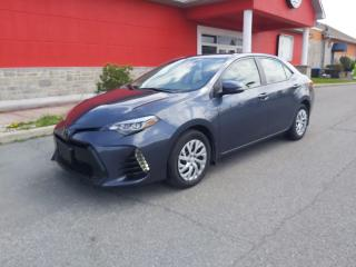 Used 2017 Toyota Corolla SE for sale in Cornwall, ON