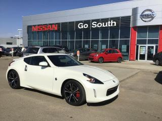 Used 2020 Nissan 370Z Coupe AUTO, COUPE, SPORT for sale in Edmonton, AB