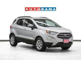 Used 2018 Ford EcoSport SE Navigation Sunroof Backup Cam for sale in Toronto, ON