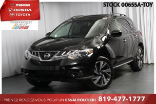 Used 2014 Nissan Murano SL INTÉGRALE  **CUIR TOIT PANO** for sale in Drummondville, QC