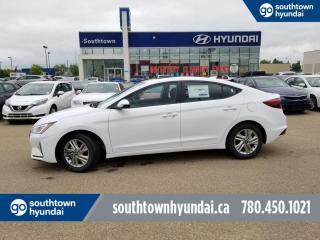 New 2020 Hyundai Elantra Preferred - 2.0L Heated Steering, Blindspot Monitor, Apple Carplay for sale in Edmonton, AB