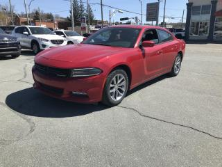 Used 2016 Dodge Charger SXT, traction arrière for sale in Sherbrooke, QC