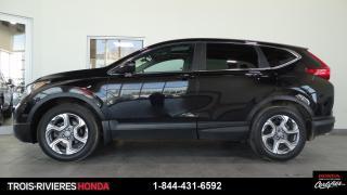 Used 2017 Honda CR-V EX-L + GARANTIE 4/100 + HONDA SENSING + for sale in Trois-Rivières, QC