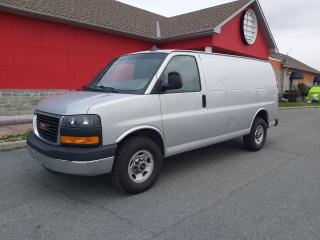 Used 2016 GMC Savana cargo for sale in Cornwall, ON