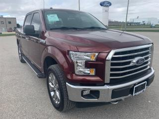 Used 2017 Ford F-150 XTR Chrome | Navigation | Bluetooth for sale in Harriston, ON