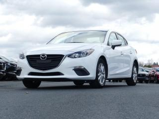 Used 2016 Mazda MAZDA3 GS / TOIT OUVRANT / JAMAIS ACCIDENT for sale in St-Georges, QC