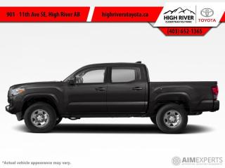New 2020 Toyota Tacoma SR5  - Heated Seats for sale in High River, AB