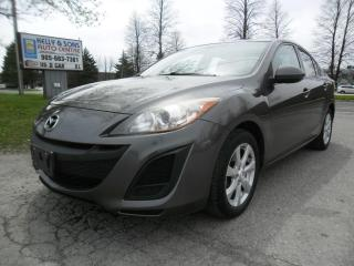 Used 2011 Mazda MAZDA3 GS for sale in Ajax, ON