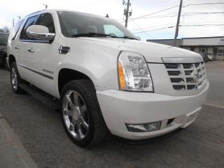 Used 2008 Cadillac Escalade for sale in Brampton, ON