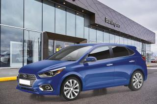 New 2020 Hyundai Accent ULTIMATE 5 DOORS for sale in Burlington, ON