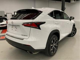 Used 2016 Lexus NX 200t 200t   F-SPORT   SUNROOF   RED LEATHER   INCOMING for sale in Vaughan, ON