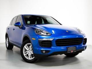 Used 2017 Porsche Cayenne I PREMIUM PKG. I SPORTS CHRONO I PANO I NAVI for sale in Vaughan, ON