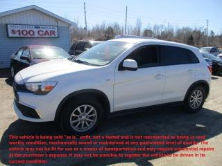 Used 2016 Mitsubishi RVR SE for sale in North Bay, ON