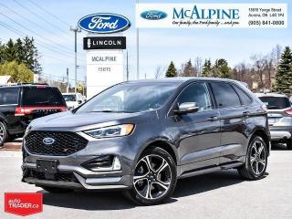 Used 2019 Ford Edge ST for sale in Aurora, ON