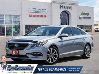 Used 2017 Hyundai Sonata GLS | AUTO | SUNROOF | HTD STS& MORE!!! for sale in Milton, ON