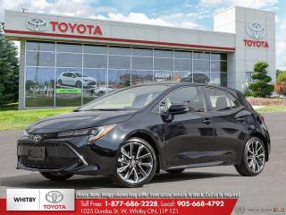 New 2020 Toyota Corolla Hatchback 6MT FA20 for sale in Whitby, ON