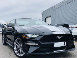 Used 2019 Ford Mustang |GT PREMIUM|VENT MEMORY SEATS|BACKUP SENSORS|NAVIGATION! for sale in Brampton, ON